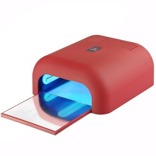 36W UV lamp timer SOFT RED Reach BOTTOM