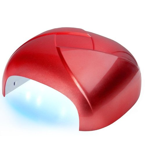 TWISTER LAMP UV 36W LED TIMER DUAL SENSOR + RED