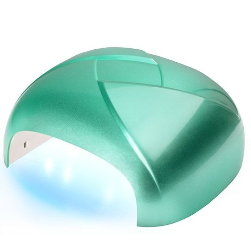 TWISTER LAMP UV 36W LED TIMER DUAL SENSOR + GREEN