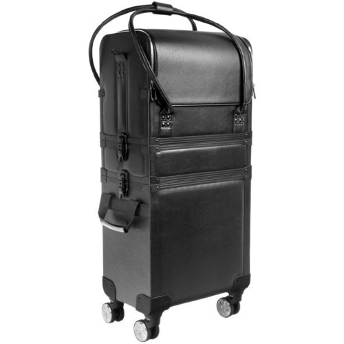 Trunk ECO-508BT BLACK LEATHER LOOK
